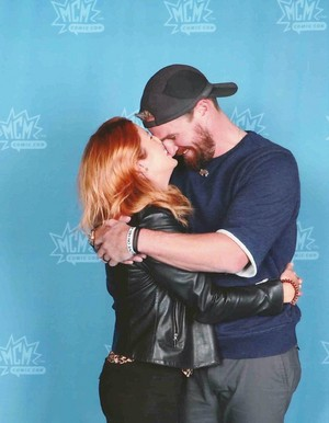 Stephen and Emily // MCM 런던 2019