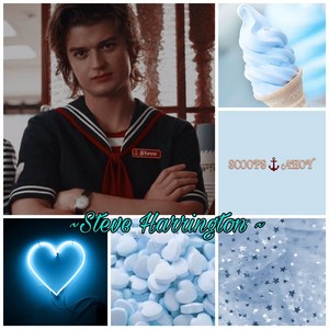 Steve Harrington Aesthetic