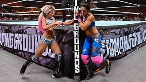 Stomping Grounds 2019 ~ Alexa Bliss vs Bayley