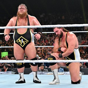 Stomping Grounds 2019 ~ Heavy Machinery vs Daniel Bryan/Rowan