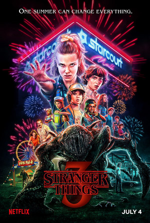 Stranger Things - Season 3 Poster