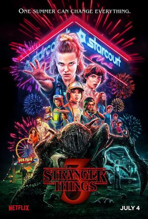 Stranger Things - Season 3 Poster