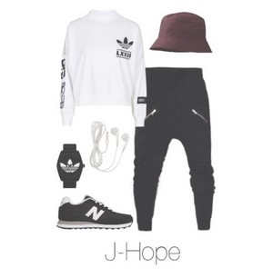 Sunny`s Jhope style💖