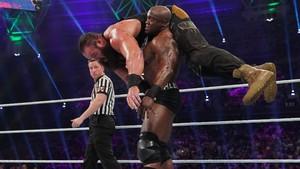 Super Showdown 2019 ~ Bobby Lashley vs Braun Strowman