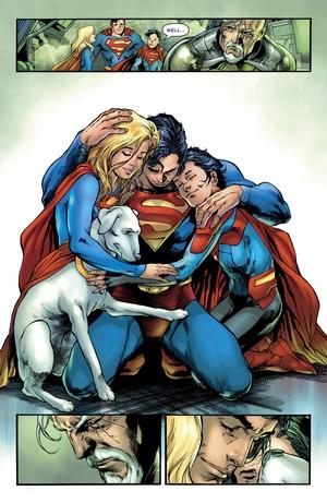 슈퍼맨 and Family