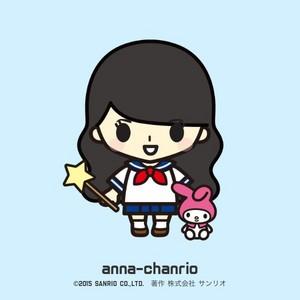 Takahashi Minami sanrio Creations - Iriyama Anna