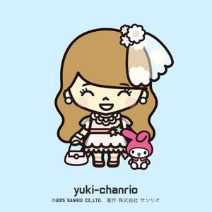 Takahashi Minami sanrio Creations - Yukirin