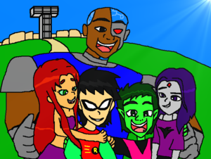 Teen Titans Forever