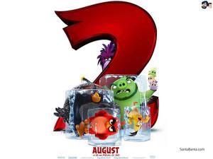 The Angry Birds Movie 2 Wa