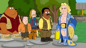 """The Cleveland Show ~ 3x01 """"BFF's"""""""