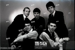 The Hollies (early years) 1964 (?