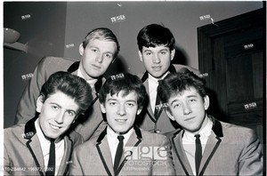 The Hollies (early years) 1964