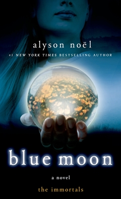 The Immortals Series - Blue Moon Cover