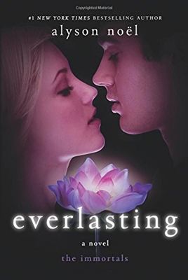 The Immortals Series - Everlasting Cover