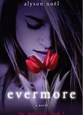 The Immortals Series - Evermore Cover