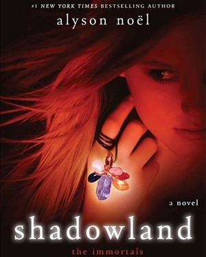 The Immortals Series - Shadowland Cover