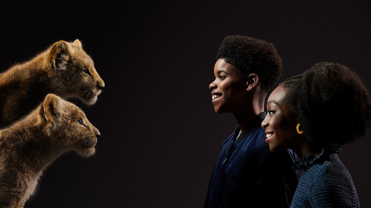 The Lion King 2019   The Pride