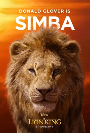 The Lion King Poster - Simba