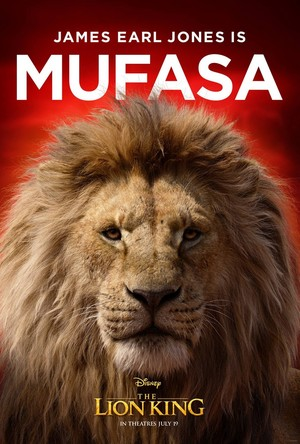 The Lion King Poster - Mufasa