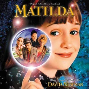 The Matilda soundtrack