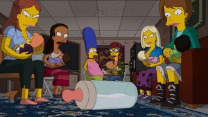 "The Simpsons ~ 24x07 ""The 일 the Earth Stood Cool"""