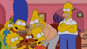 "The Simpsons ~ 24x08 ""To Cur, With Love"""