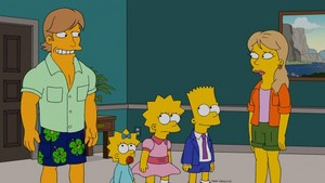 "The Simpsons ~ 24x11 ""Changing of the Guardian"""