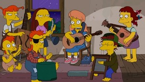 "The Simpsons ~ 24x12 ""Love is a Many-Splintered Thing"""