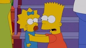 "The Simpsons ~ 24x16 ""Dark Knight Court"""
