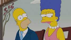 "The Simpsons ~ 24x17 ""What Animated Women Want"""
