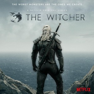 The Witcher - Season 1 Poster - Henry Cavill as Geralt of Rivia