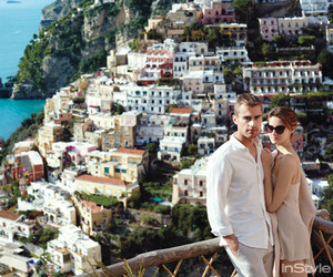 Theo James and Shailene Woodley - InStyle Photoshoot - 2015