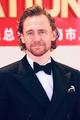 Tom Hiddleston at Shanghai International Film Festival on June 23, 2019 in Shanghai, China - tom-hiddleston photo