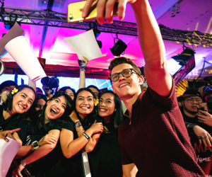 Tom Holland ~Spider-Man: Far From inicial fan Event, Indonesia (May 27, 2019)