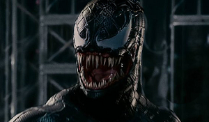 Topher Grace Venom!