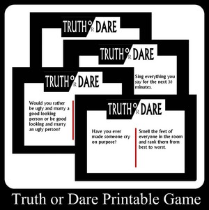 Truth atau Dare?