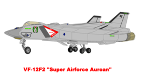 VF-12F2 Super Airforce Auroan