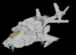 VFH-10C Auroran revised kwa True orijinal lineart