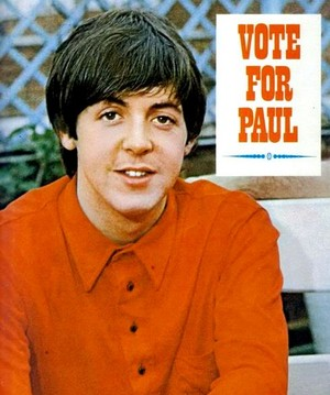 Vote For Paul! 🤩