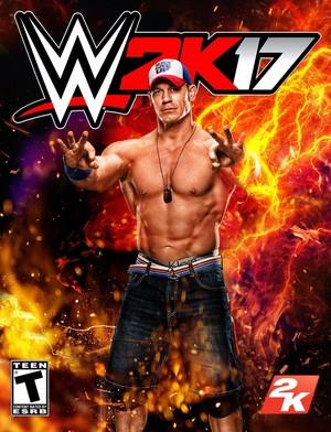 W2K17 ~ John Cena