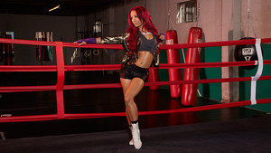 WWE Divas Fight Club ~ Sasha Banks