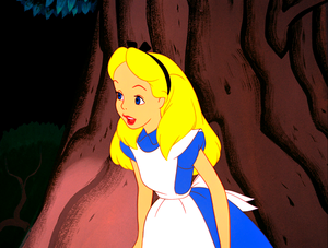 Walt disney Screencaps - Alice