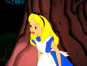 Walt ディズニー Screencaps - Alice