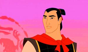 Walt ডিজনি Screencaps – Captain Li Shang