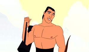 Walt Дисней Screencaps – Captain Li Shang