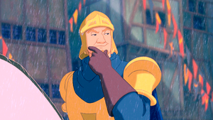 Walt Disney Screencaps – Captain Phoebus