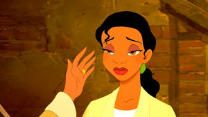Walt Disney Screencaps - Eudora & Princess Tiana