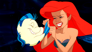 Walt Disney Screencaps – dapa & Princess Ariel