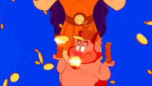 Walt डिज़्नी Screencaps - Hercules & Phil