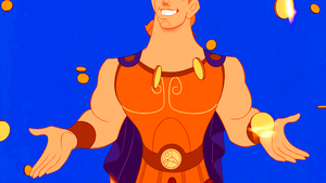 Walt ডিজনি Screencaps - Hercules & Phil